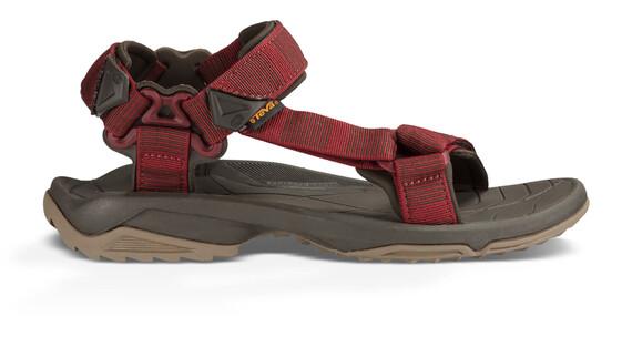 Teva M's Terra FI Lite Sandals Atitlan Fired Brick